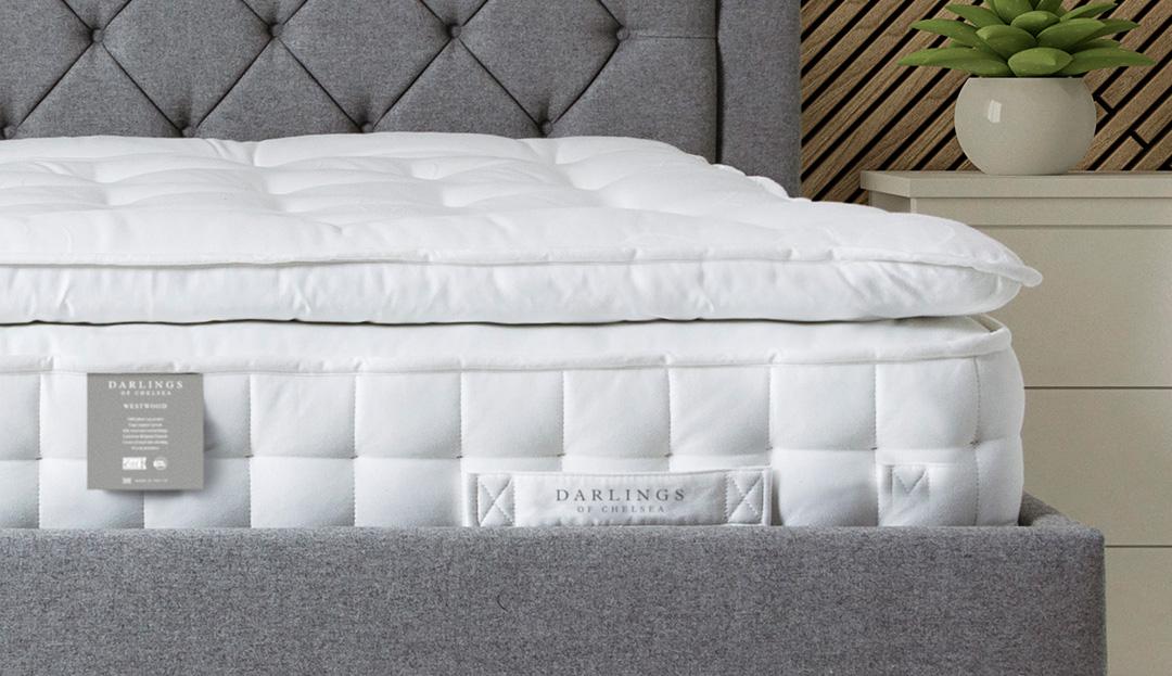 The Westwood 5000 Poeckt Sprung Pillow Top Mattress