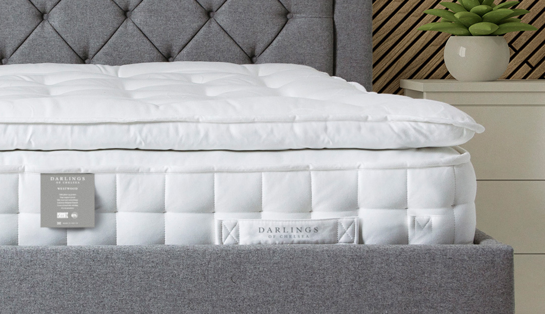 Westwood 5000 Pillow Top Pocket Double Mattress