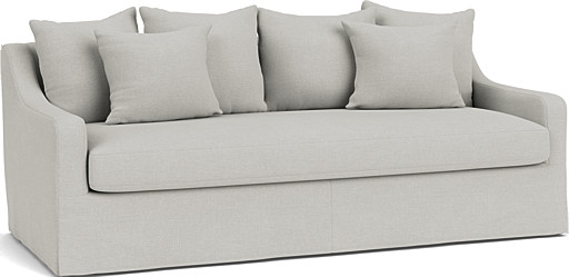the amesbury grand scatter back sofa in easy clean soft as cotton cambridge blue