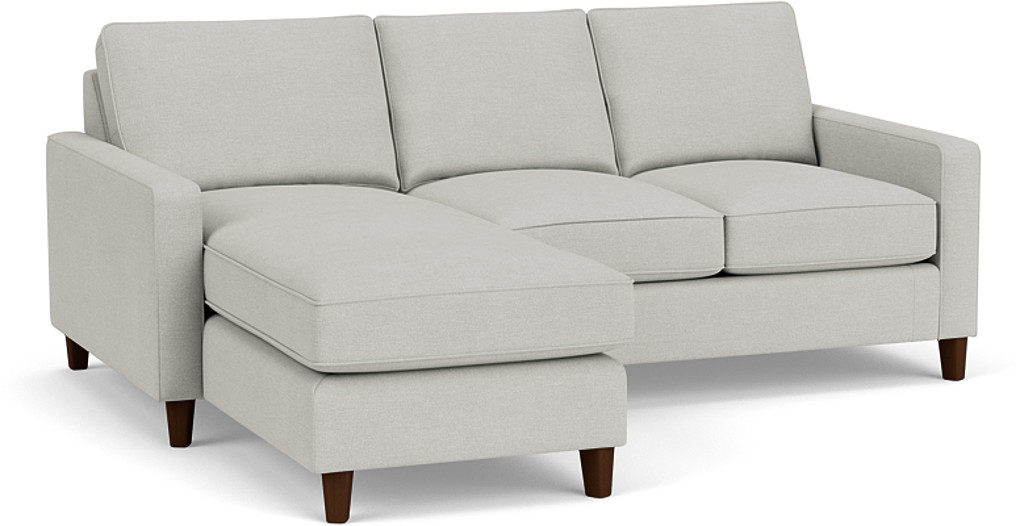 Product photograph showing Beckenham 2 Seater Chaise Sofa