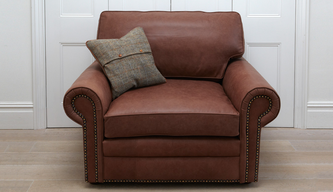 Product photograph showing Canterbury Chair