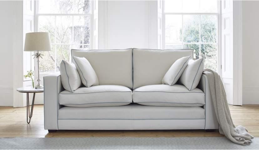 Product photograph showing Georgie Medium Sofa