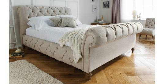 Headly Super King Bed High End