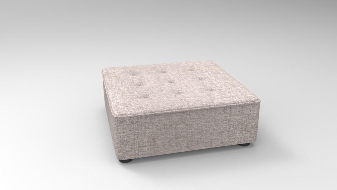 Alice Modular Large Footstool