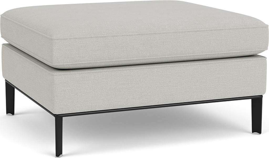 Product photograph showing Domus Brooklyn Footstool
