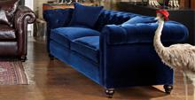 Duresta Connaught Fabric Grand Sofa