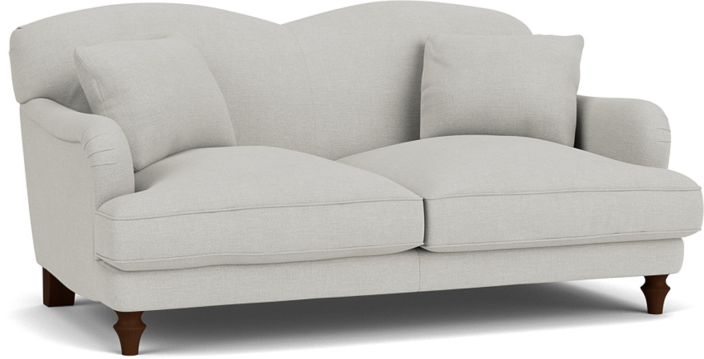 Product photograph showing Evelyn Small Sofa