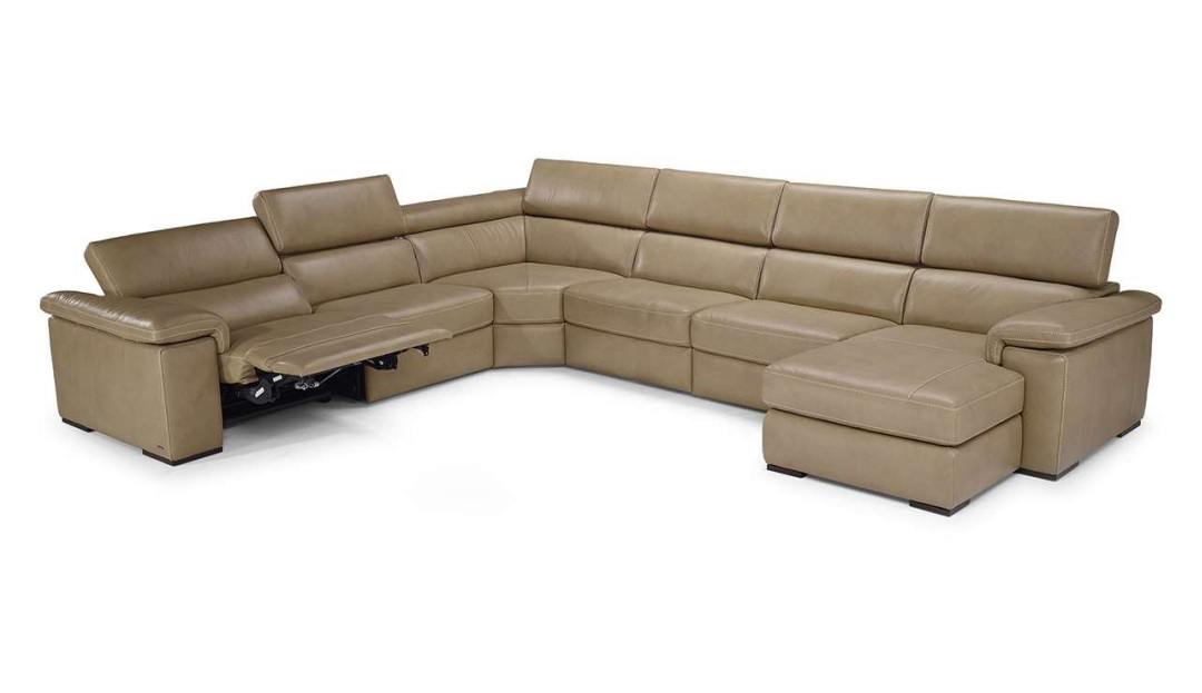 Fabio U-Shaped Corner with Right Chaise in 20JZ