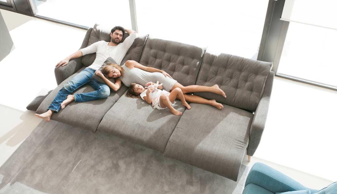 Hugo Extra Large Reclining Sofa