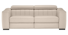Florentina 2 Seater Sofa with Electric Recliner