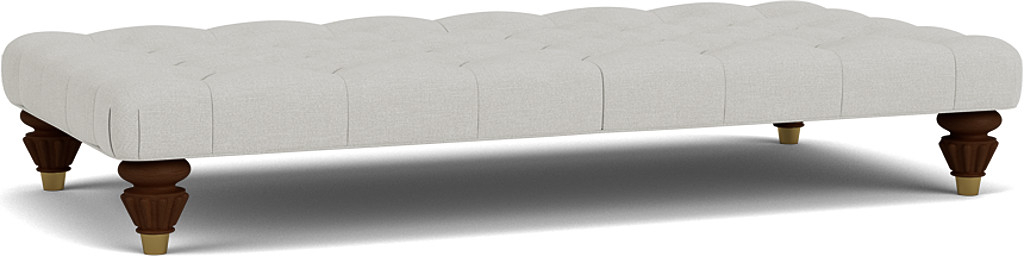 Product photograph showing Skye Footstool