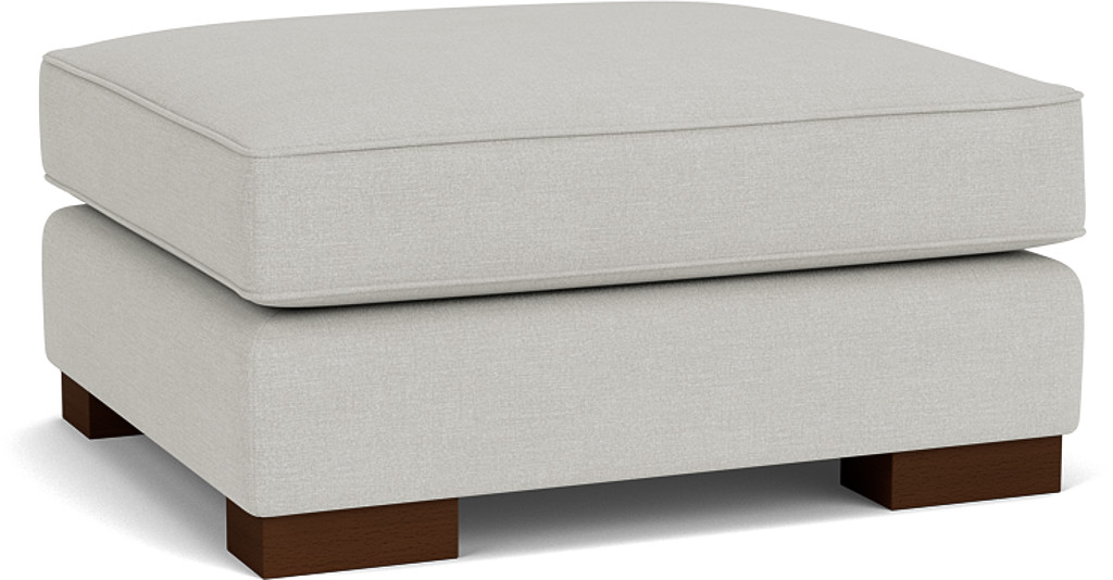 Product photograph showing Kingston Large Footstool