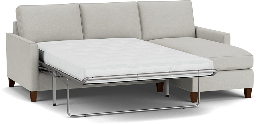 Hayes 2 Seater Chaise Sofa Bed