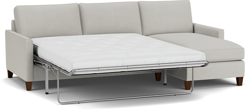 Hayes 3.5 Seater Chaise Sofa Bed