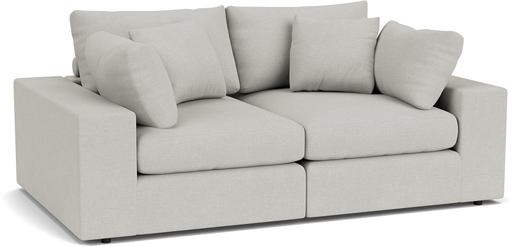 Product photograph showing Haymarket Standard 3 Seater