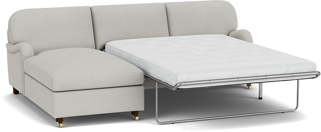 Helston 3.5 Seater Chaise Sofa Bed