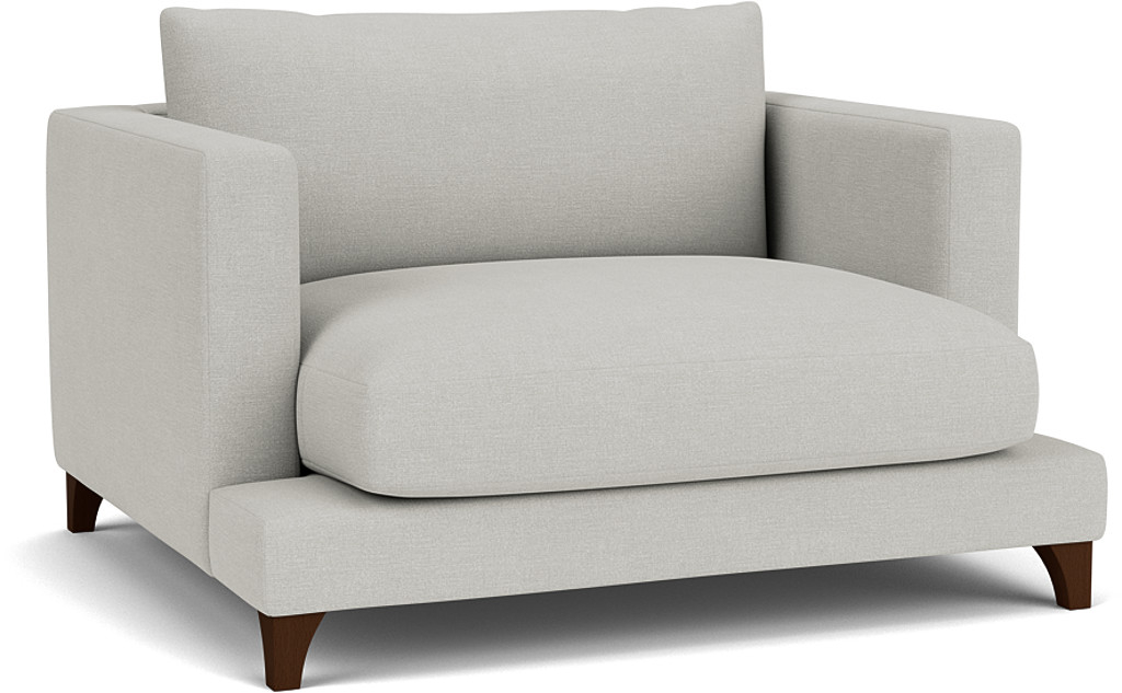 Product photograph showing Holland Love Seat