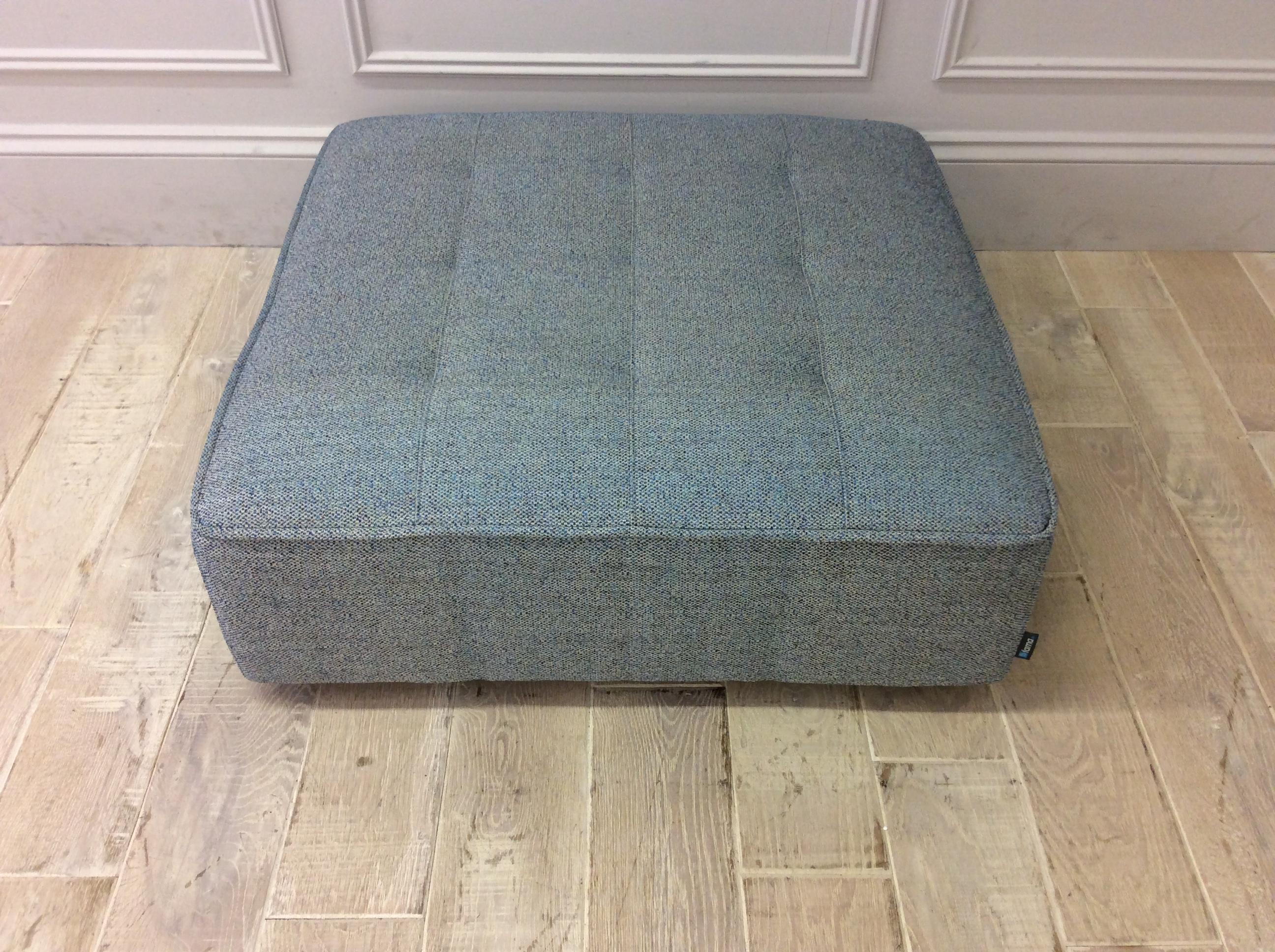 Product photograph showing Alice Footstool
