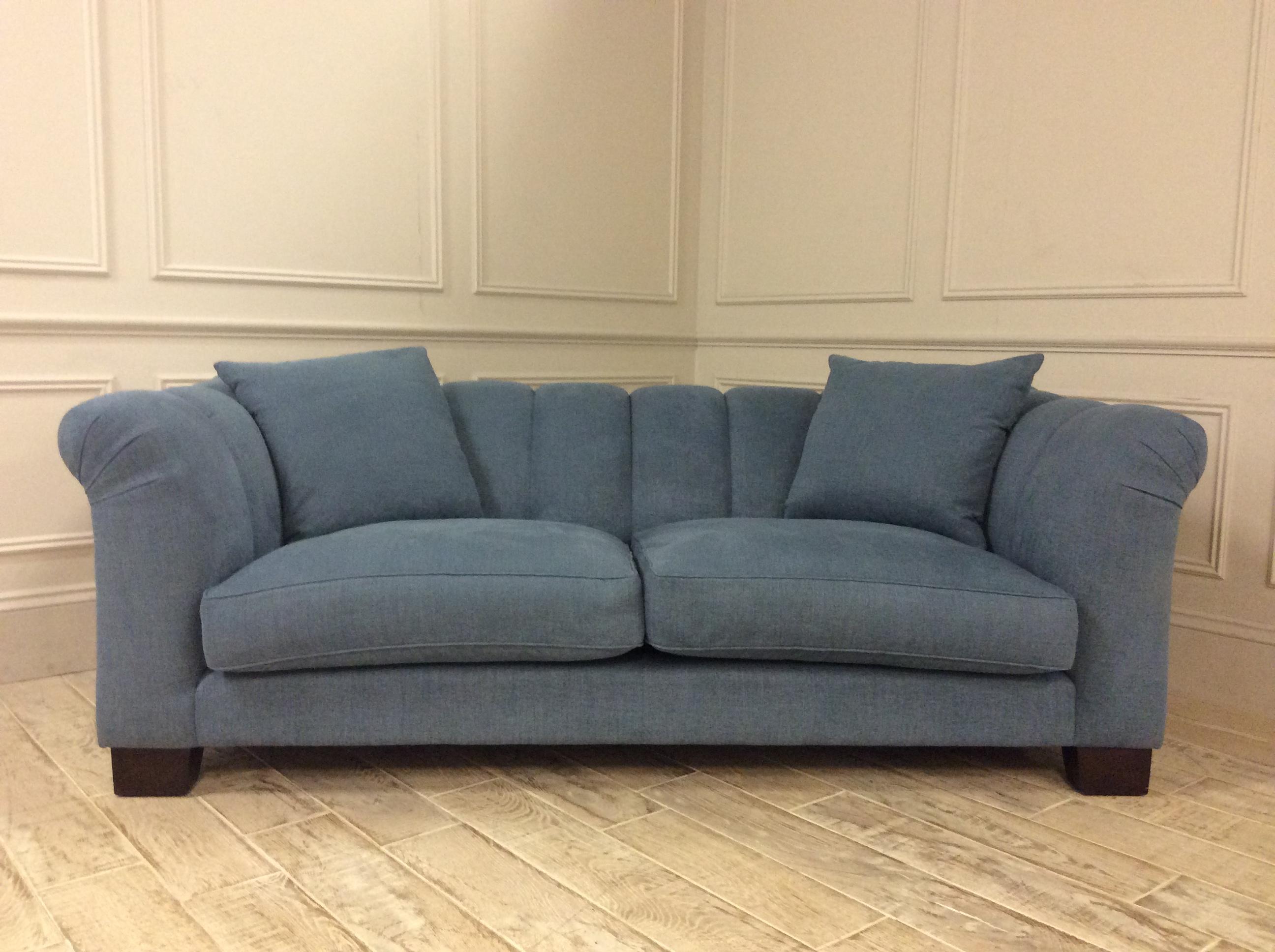 Rockingham Large Sofa in  Denim