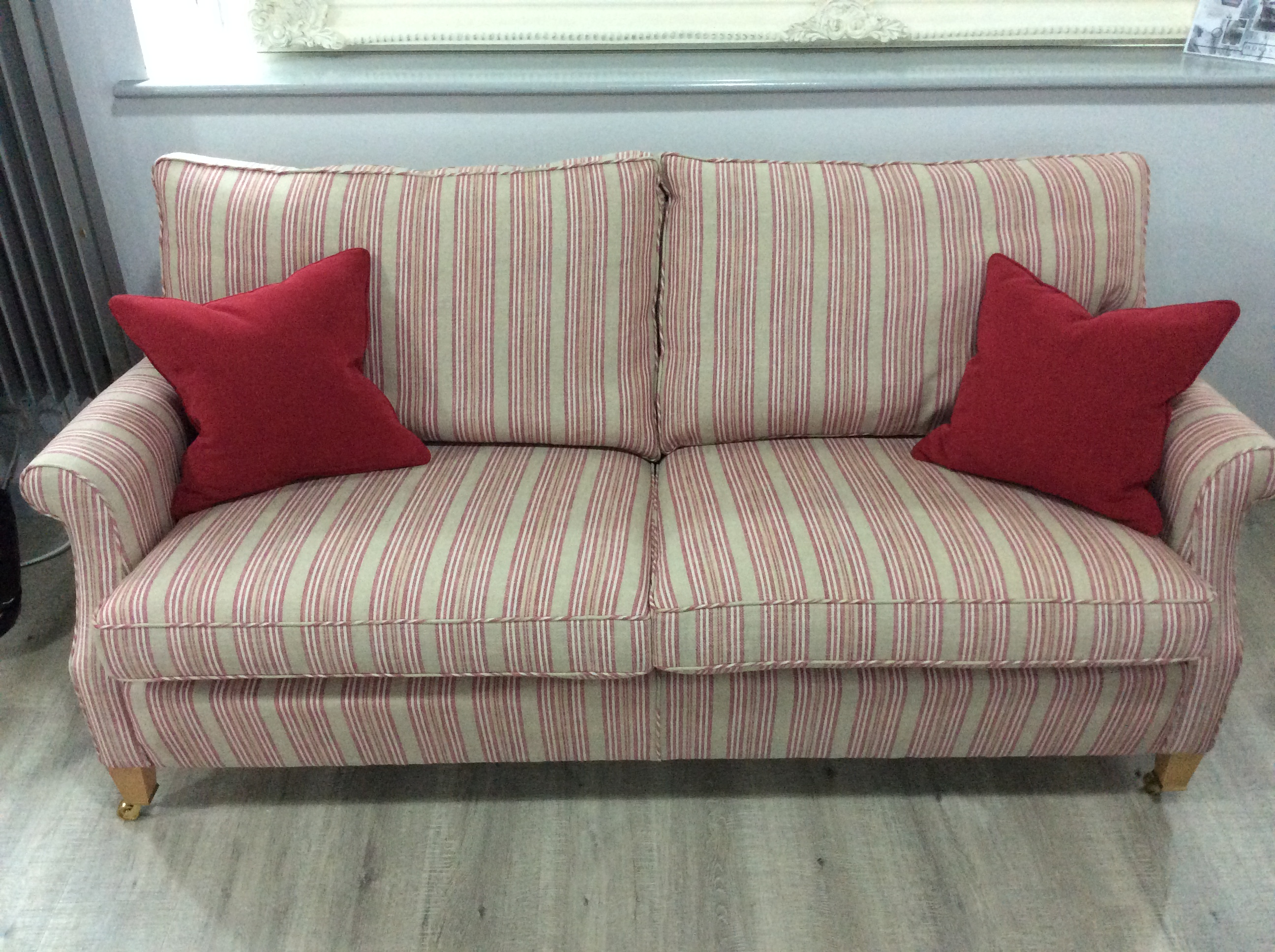 Product photograph showing Sasha Medium Sofa