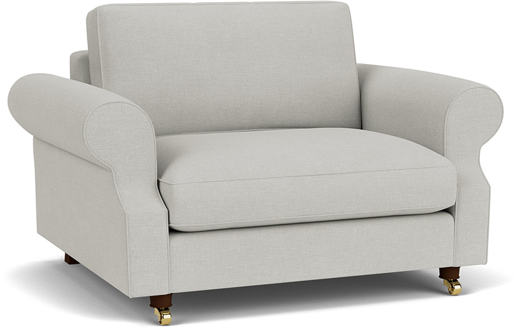 Product photograph showing Kendal Loveseat Sofa