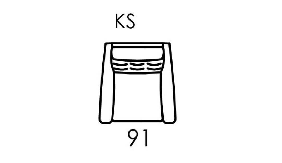 Product photograph showing Hugo Chair Ks
