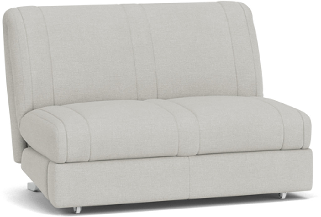 Product photograph showing Launceston 2 Seater No Arms Sofa Bed