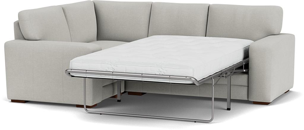 Sloane 1 x 2.5 Seater Corner Sofa Bed