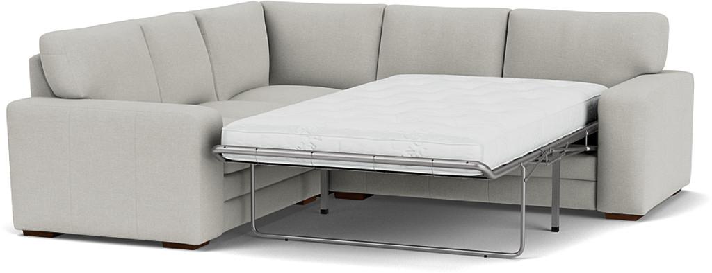 Sloane 2 x 2.5 Seater Corner Sofa Bed