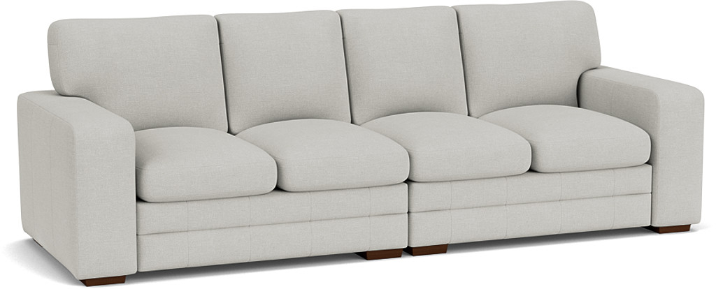 Product photograph showing Sloane 4 5 Seater Sofa