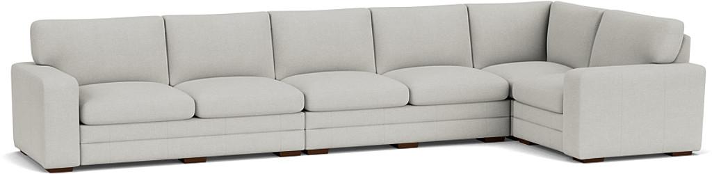 Sloane 6x1.5 Seater Corner Sofa