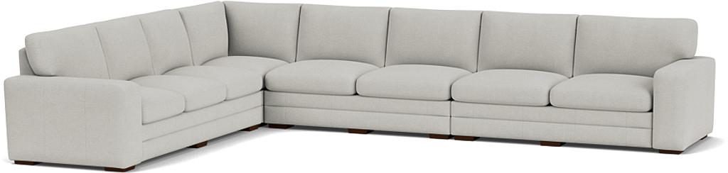 Sloane 6x4 Seater Corner Sofa