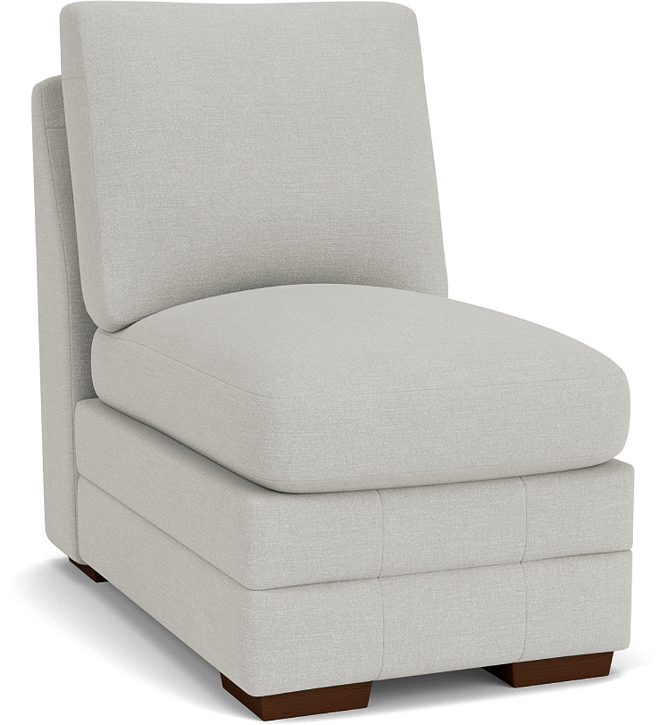 Product photograph showing Sloane Armless Chair