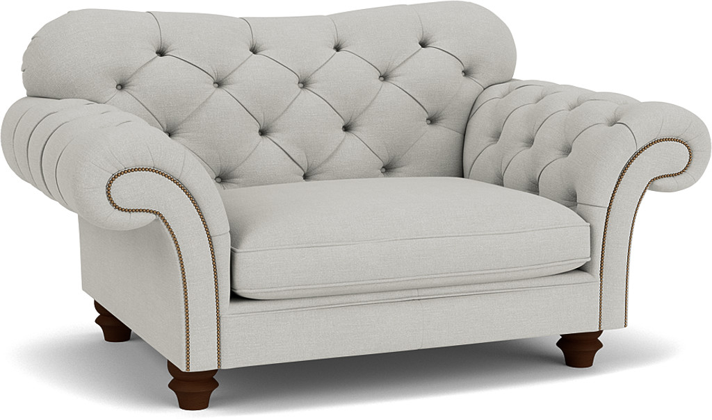 Product photograph showing Woodford Loveseat