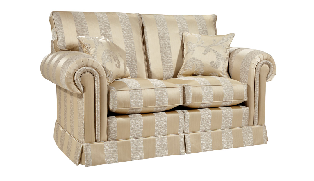 Product photograph showing Duresta Waldorf 2 Seater Sofa