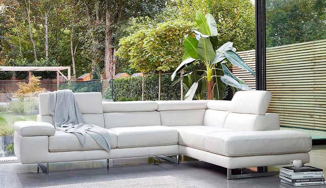 Milano Corner Chaise Sofa in 20JH