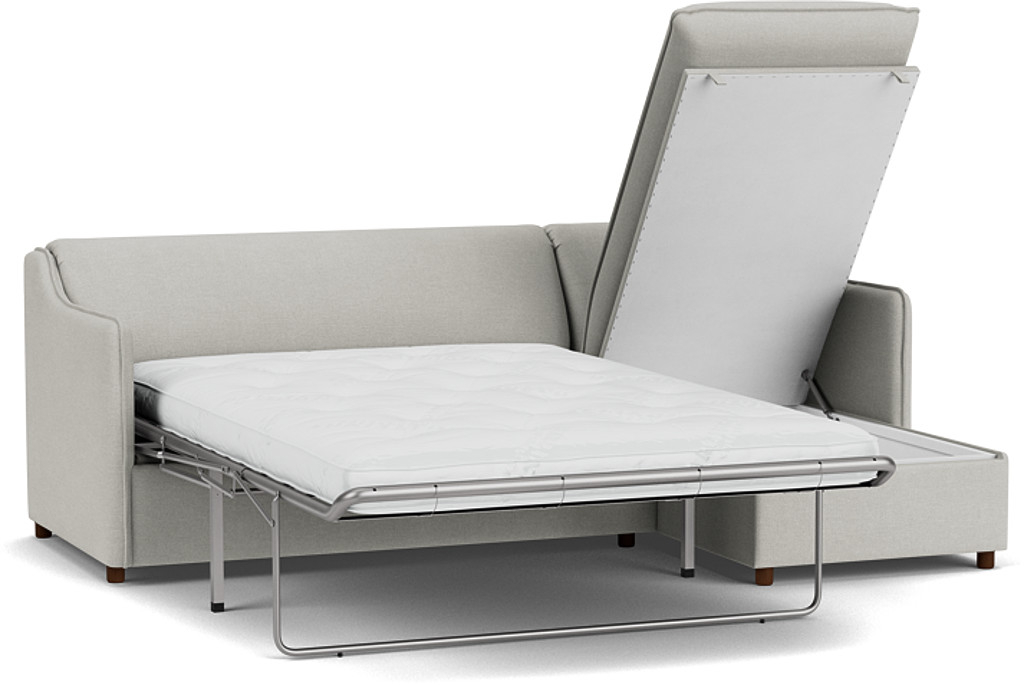 Norbury 3.5 Seater Chaise Sofa Bed