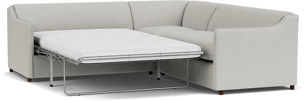 Norbury 3.5 x 3.5  Seater Corner Sofa Bed