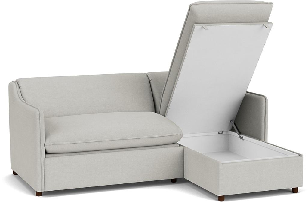 Norbury Loveseat Chaise Sofa