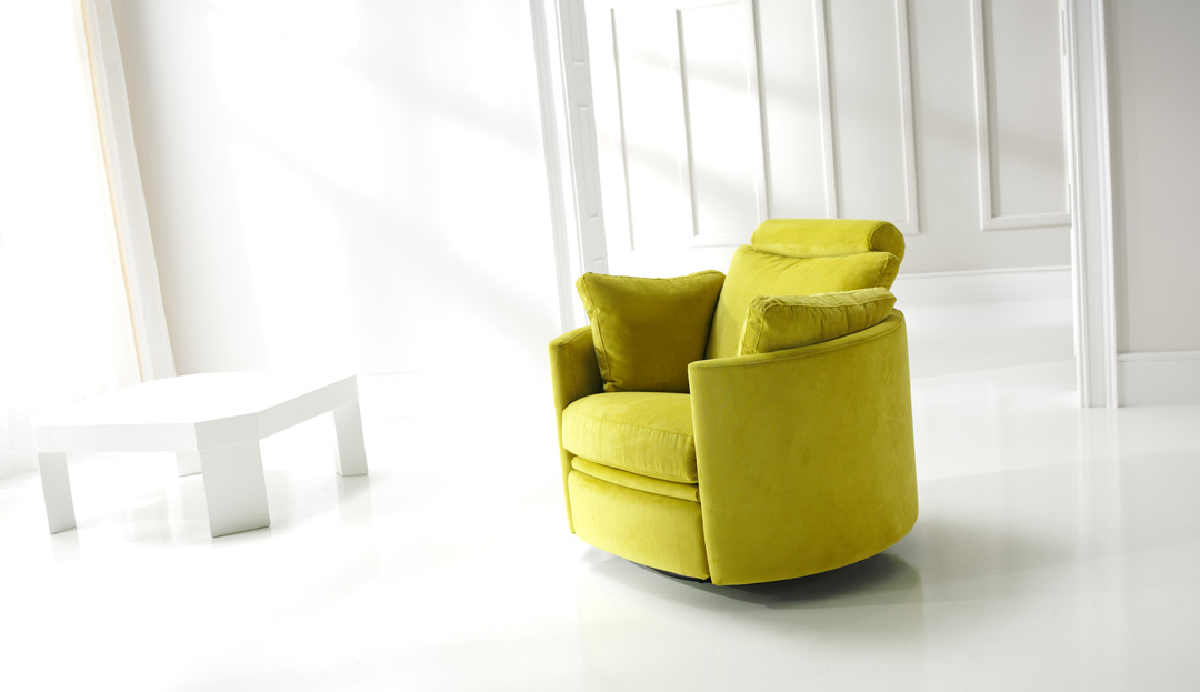 Product photograph showing Orbit Armchair With Electric Recliner Rswbm