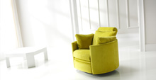 Orbit Armchair with Manural Recliner and without Rock Action