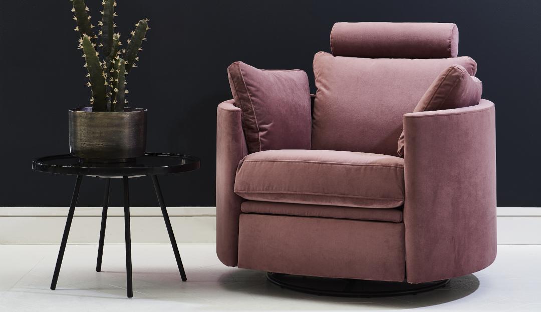 Orbit Chair in Bellagio 324
