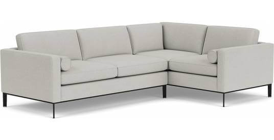 Domus Brooklyn Double Corner Sofa - Right