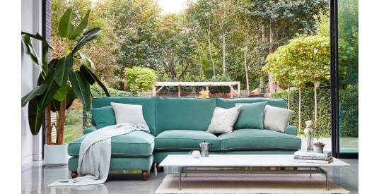 Whinfell Chaise Sofa - Left or Right