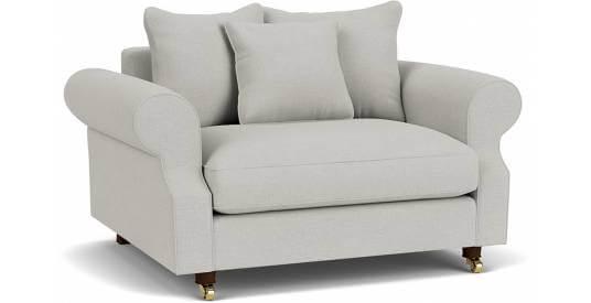 Kendal Scatter Back Loveseat Sofa
