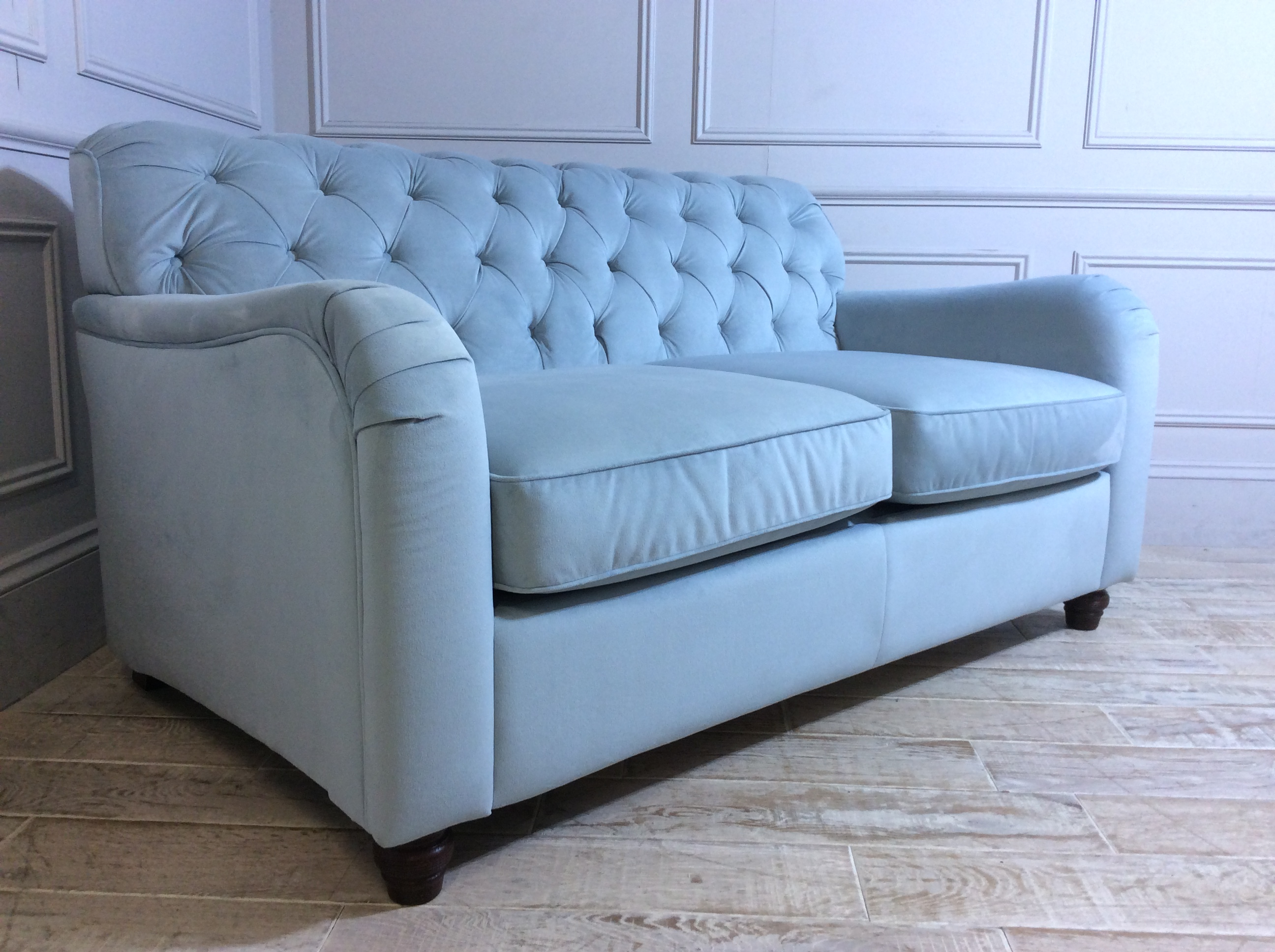 Bakewell 2 Seater Fabric Sofa Bed in Laurel