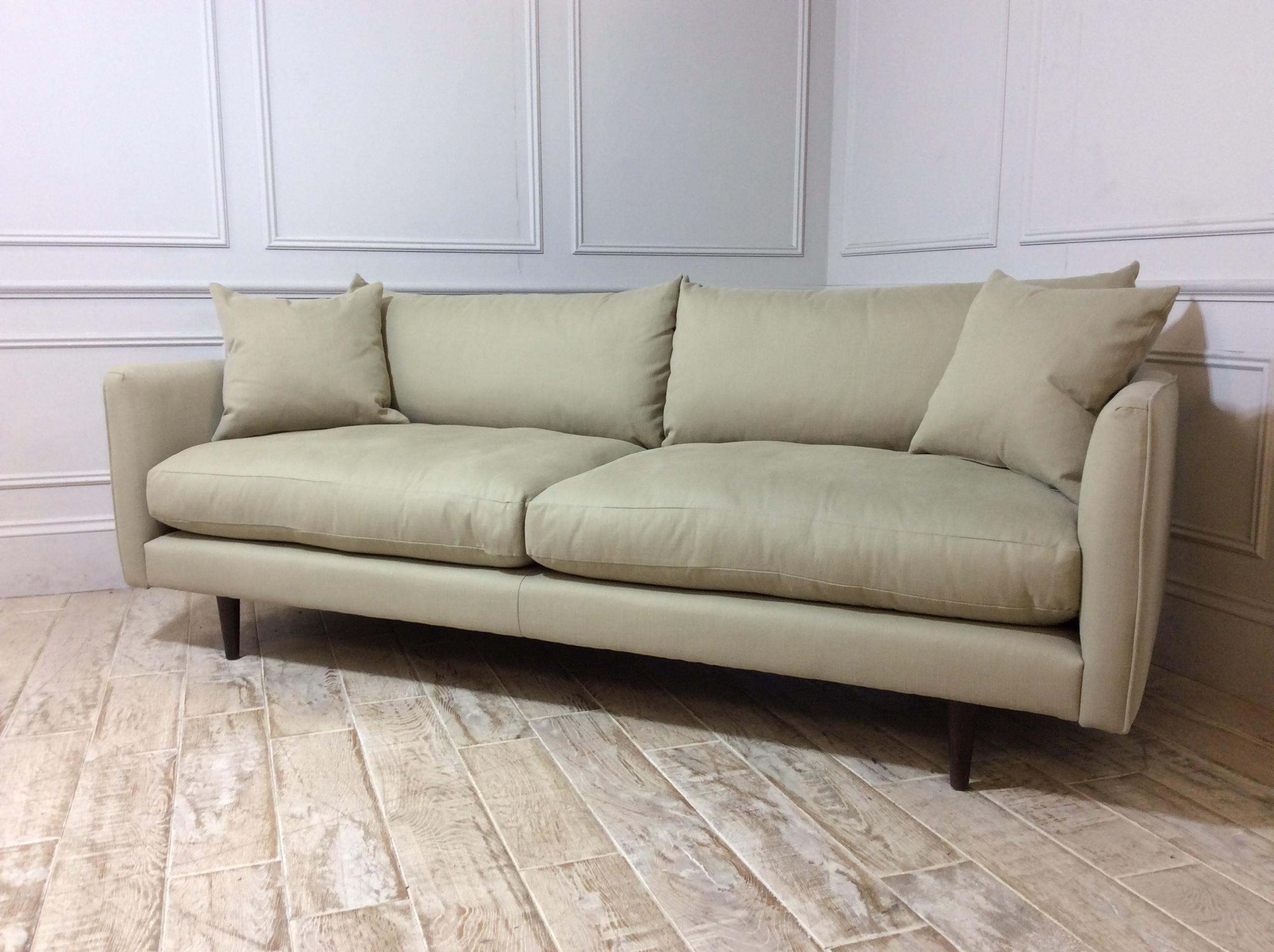 Kelston Large Sofa in Wheatgrass
