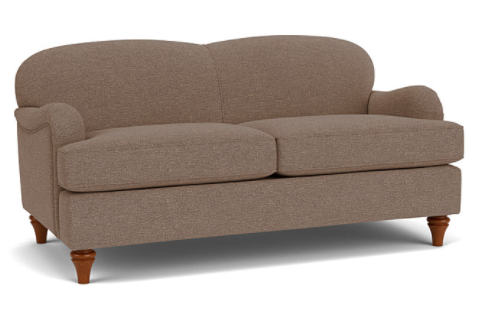 Lincoln 3 Seater Sofa in Stain Resistant Hardy Linen Pumice