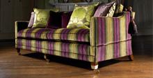 Duresta Trafalgar 3 Seater Sofa With Scatter Cushions