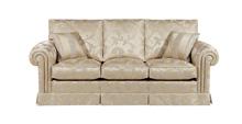Duresta Waldorf 3 Seater Sofa With 3 Cushions